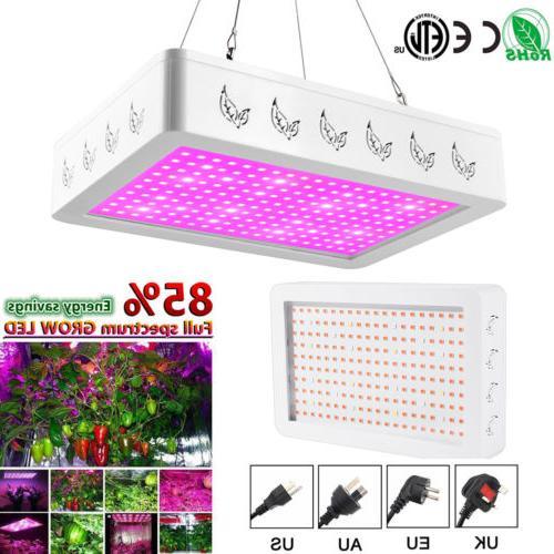 1000w 2000w led grow light full spectrum