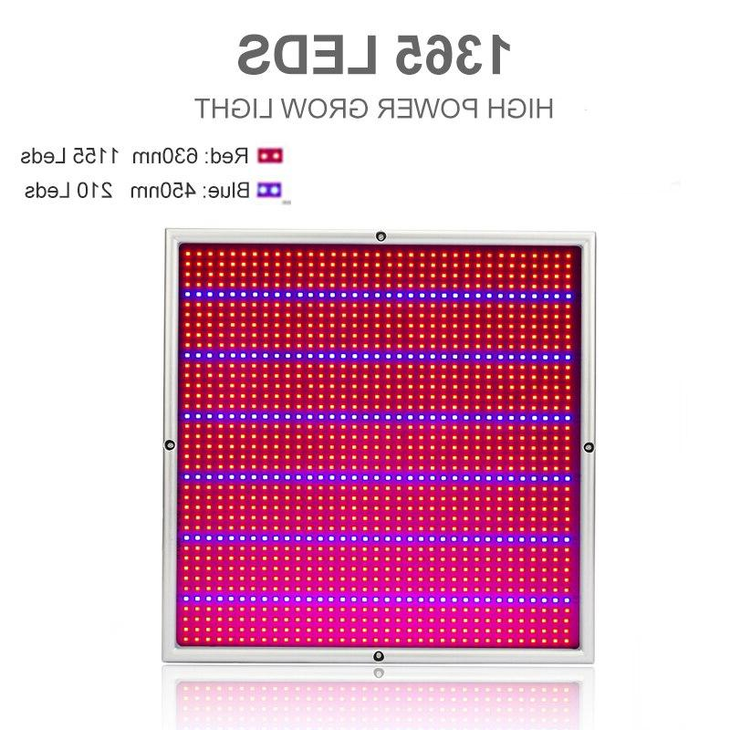 1000W LED Full <font><b>Lights</b></font> and Flowers Tent