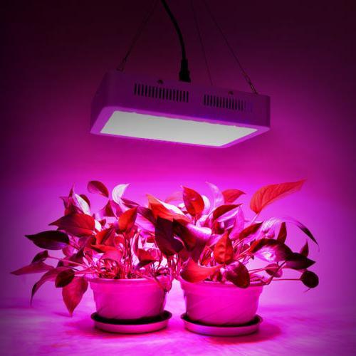 1000W LED Grow Light Lamp Full Spectrum Hydroponic greenhous