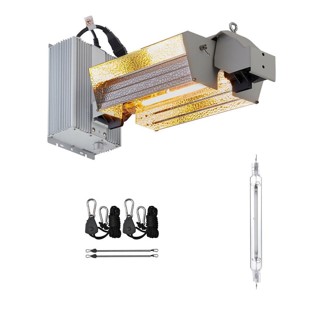 TopoGrow Ended Grow Light Kit W/HPS
