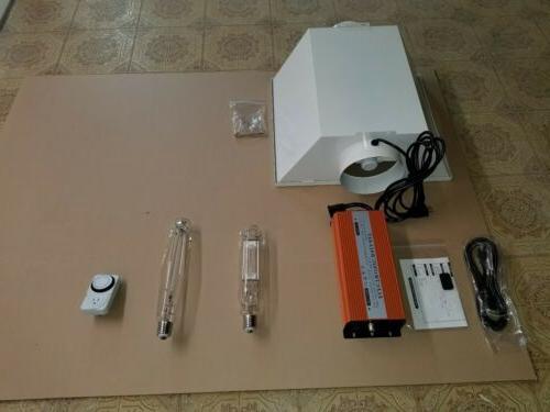 1000w Watt HPS MH Grow Light 8Air Digital Ballast