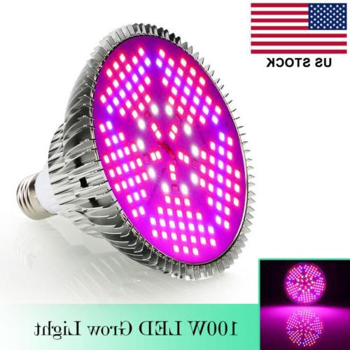 100W Bulb E27 Full for Hydroponics