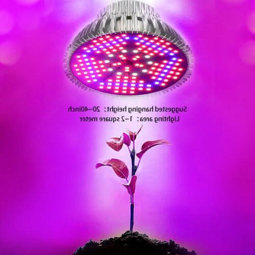 100W E27 Light Bulb Full for Bloom Hydroponics US