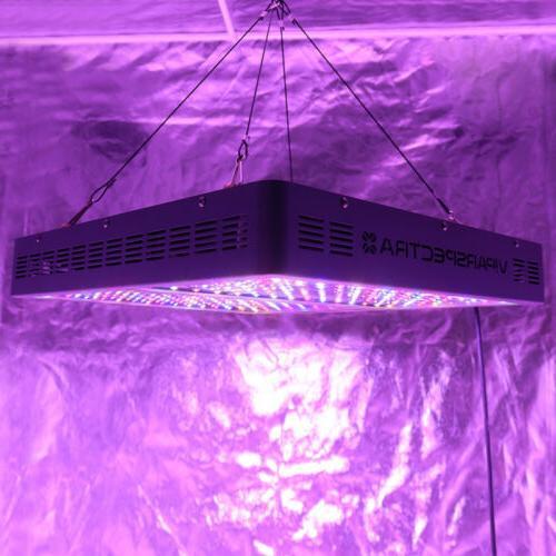 VIPARSPECTRA 1200W Light Spectrum Indoor Plants Veg and Flower
