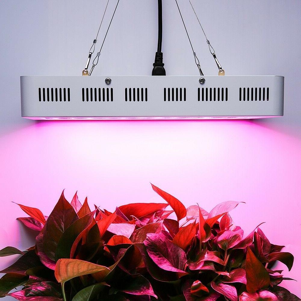 1200W LED Grow LightFull Spectrum Bloom