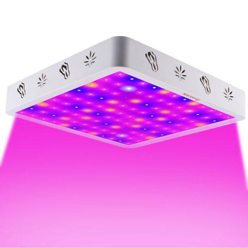 1200 Light Full Veg Bloom Switch Lamp Timing+Gift