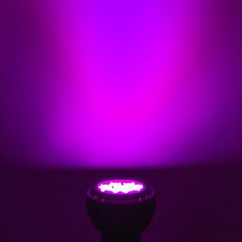 36W Light Lamp 12LEDs Flower Plants Bulb