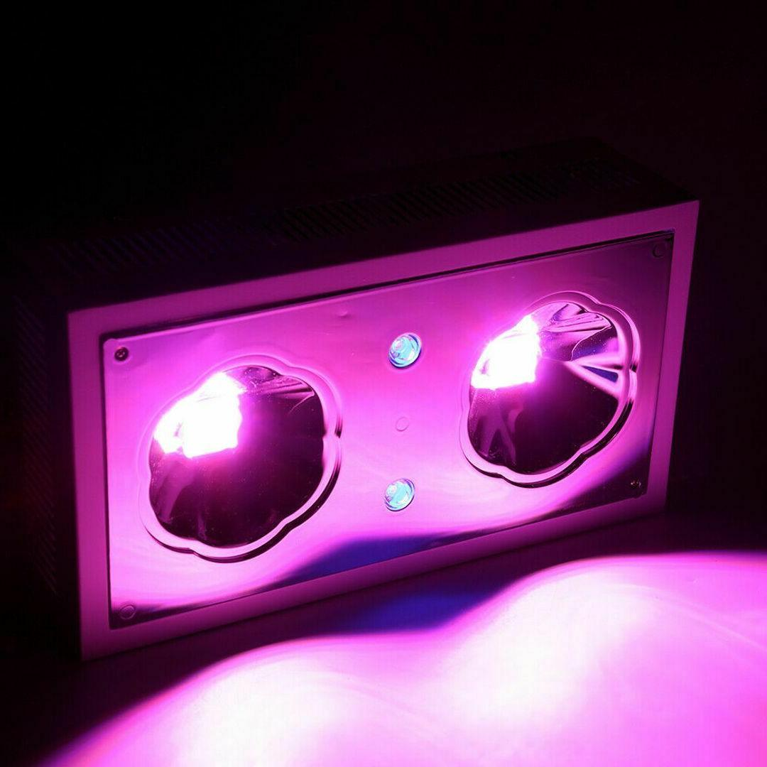 1400W COB GROW LIGHT LAMP FULL SPECTRUM VEG HYDROPONICS