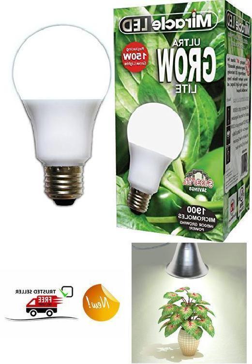 MiracleLED 150W Ultra 605038 Grow Light, 5000K Daylight