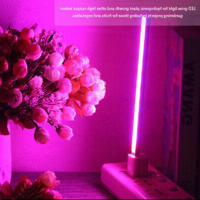 1pc USB 27 LED Plant Grow Light For Hydroponic Greenhouse La