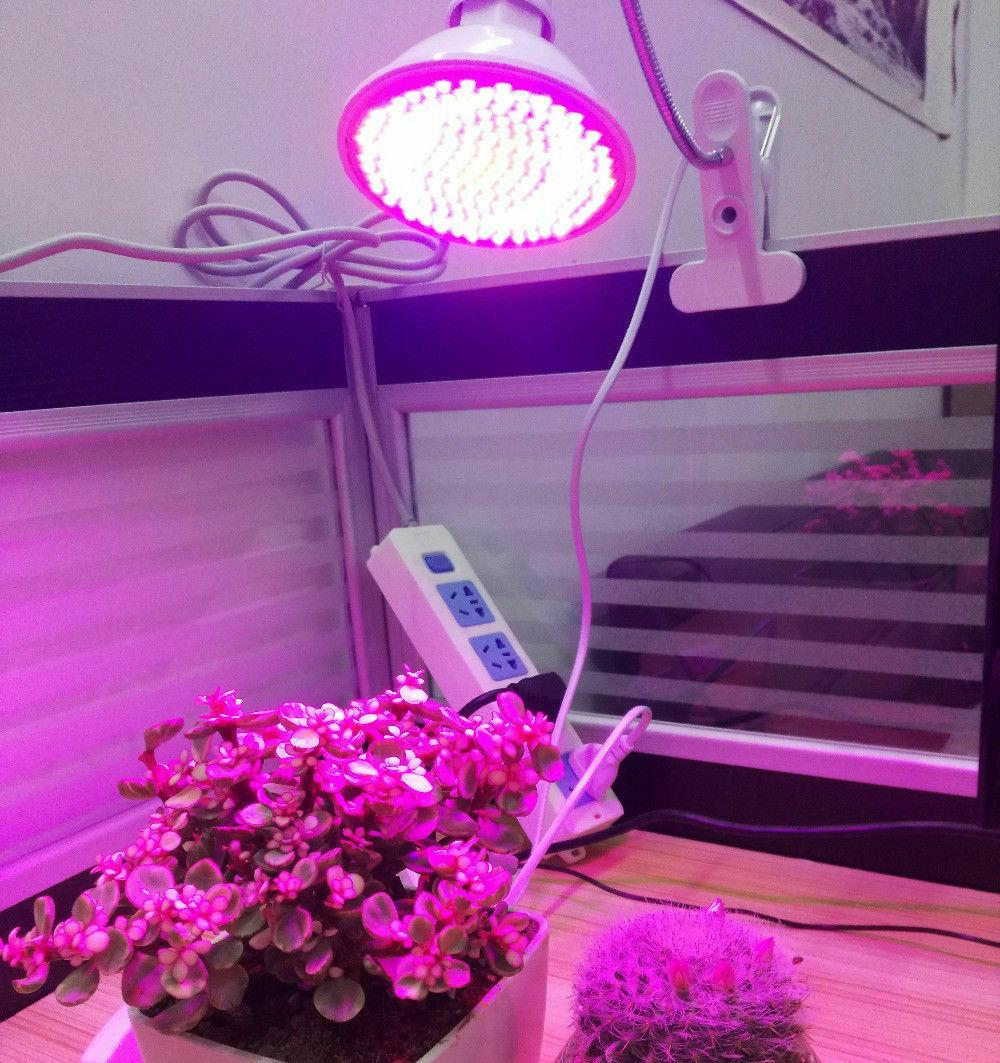 200 Plant Grow light flower Growing Aquarium