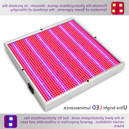 200W Grow Panel for Greenhouse Hydroponic Plants
