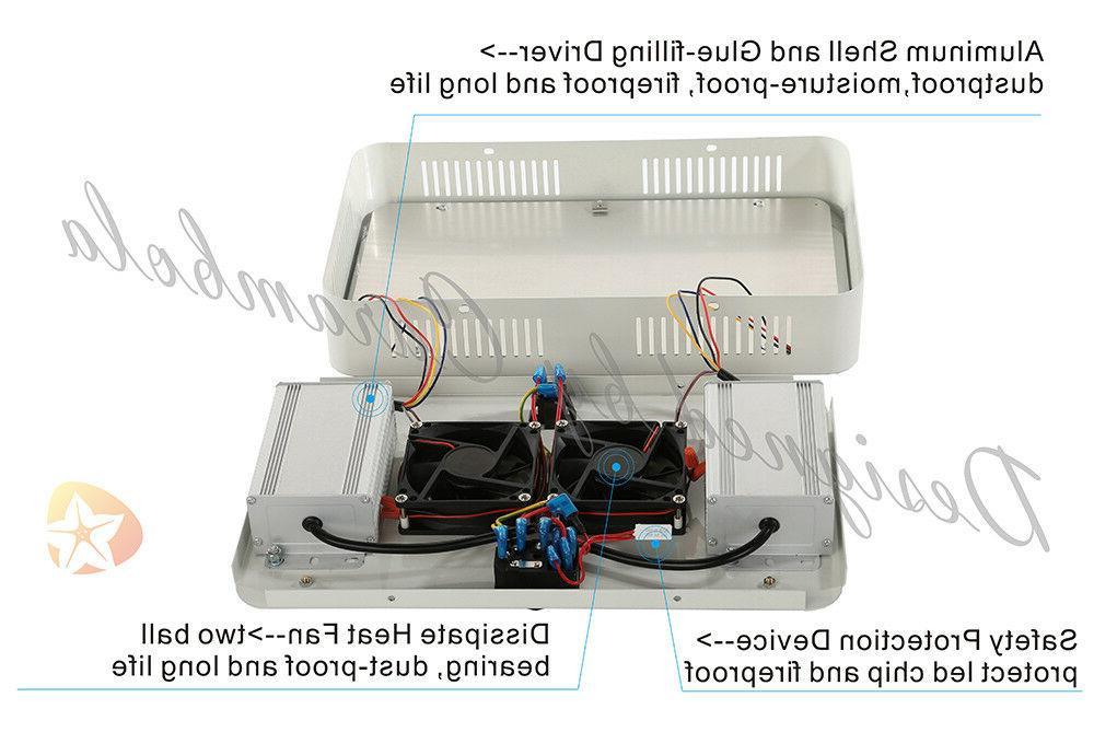 2000W Kits Full UV for indoor veg