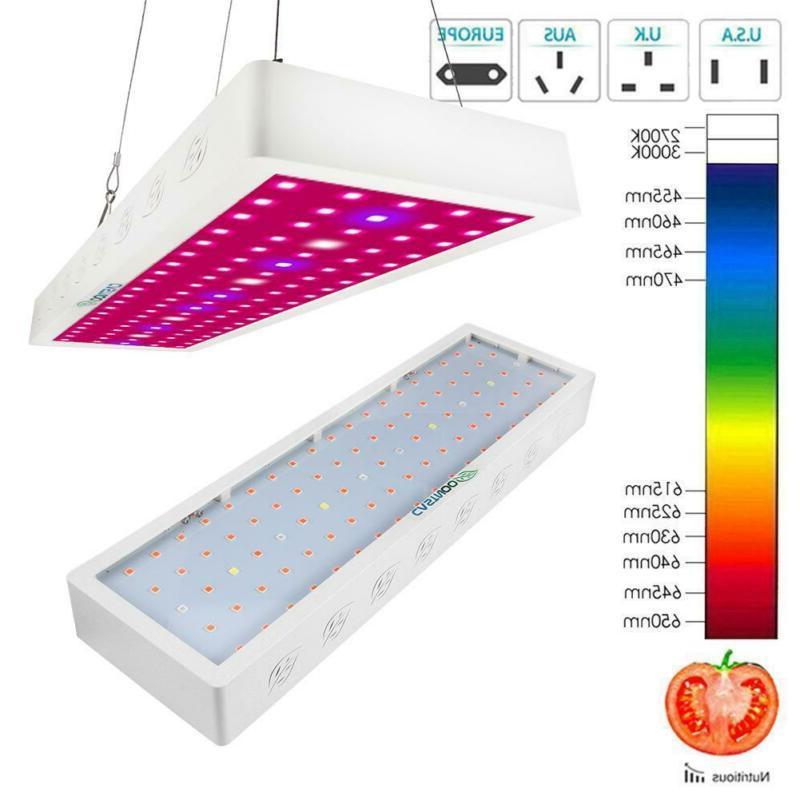 2000W LED Panel Hydroponic Plant