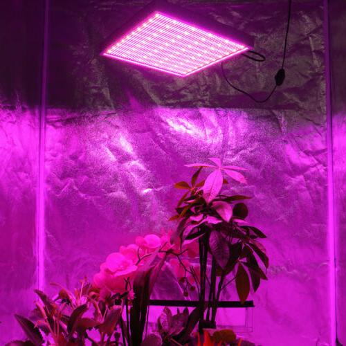 200W Dimmable LED Light Hydroponic Veg Panel