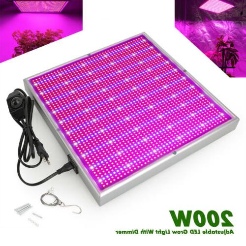 200W Light Full Flower Indoor Panel