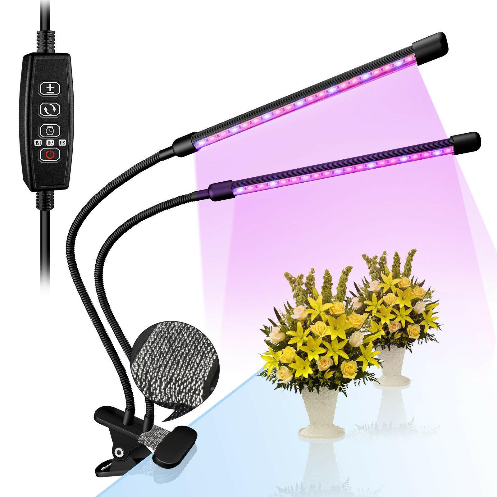 20W Auto LED Grow Light Spectrum Bloom