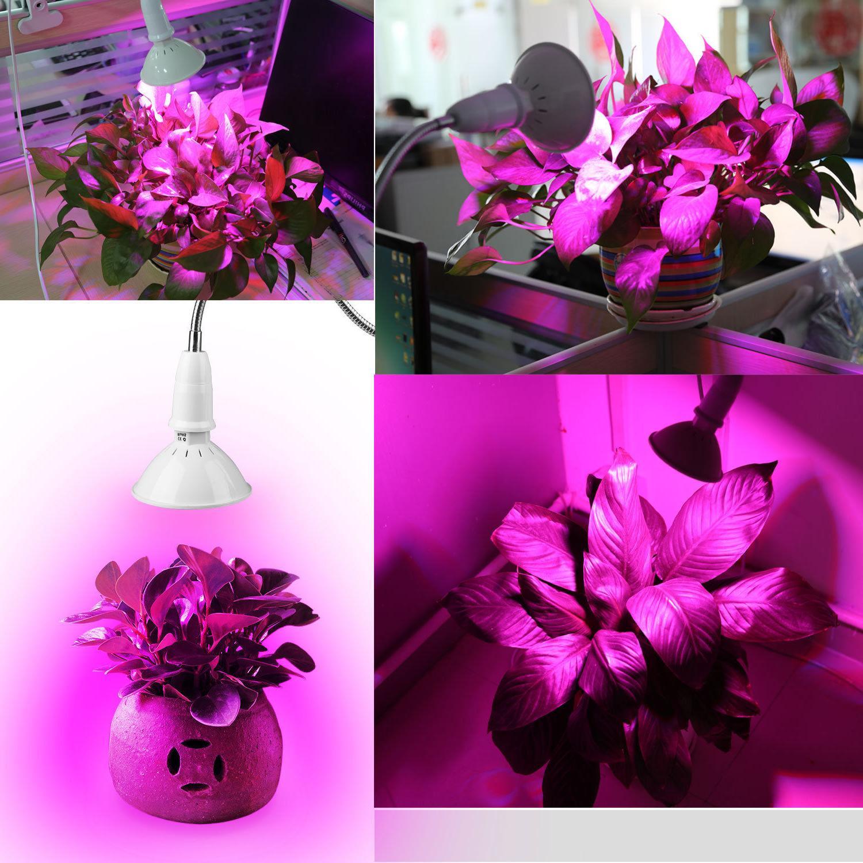 225/200 LEDs Full Spectrum Plant Grow Lamp Light Indoor Hydroponic Plant