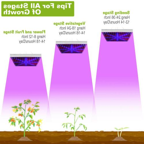 LED Grow UV Lamp for Hydroponic Plant