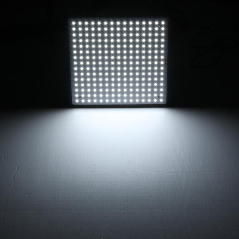 225LED White Lamp Panel Hydroponics Indoor