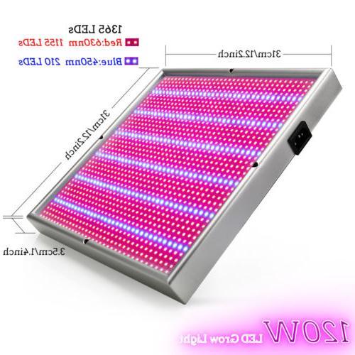 28/100/120/150/600W Grow Panel Full Spectrum