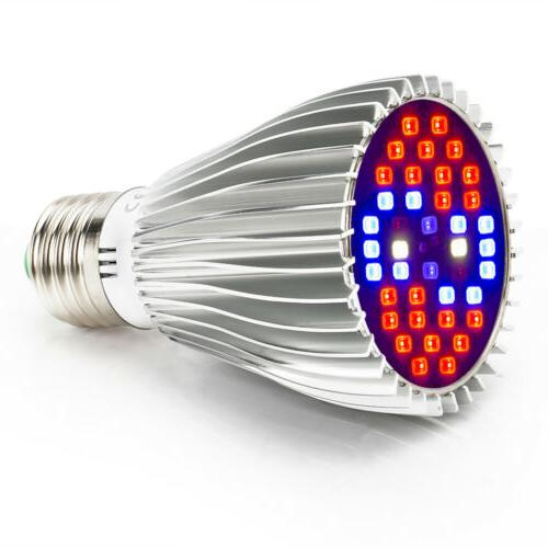28/100/120/150/600W LED Grow Panel Full Spectrum Hydroponics