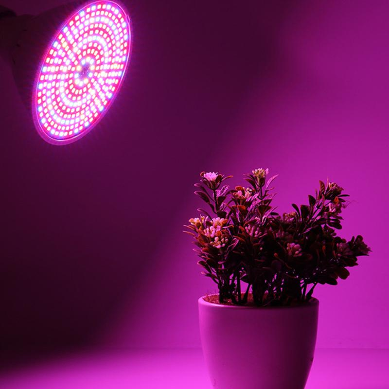 290/200/106 LED Grow E27 for Plant R