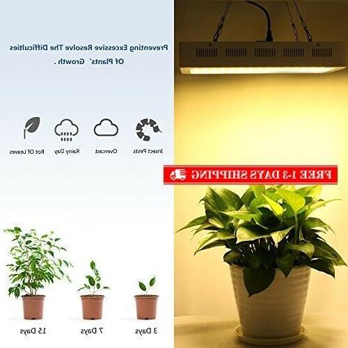 Roleadro LED Light Plant Light Spectrum