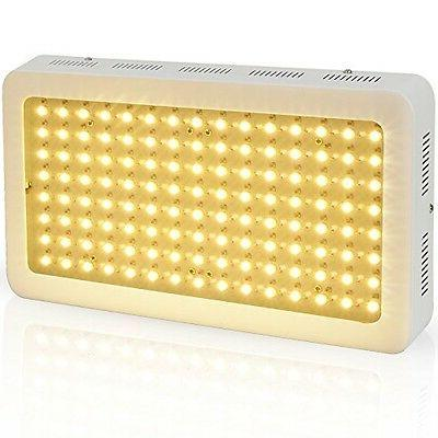 Roleadro 2nd Generation LED Grow Light Upgraded Full