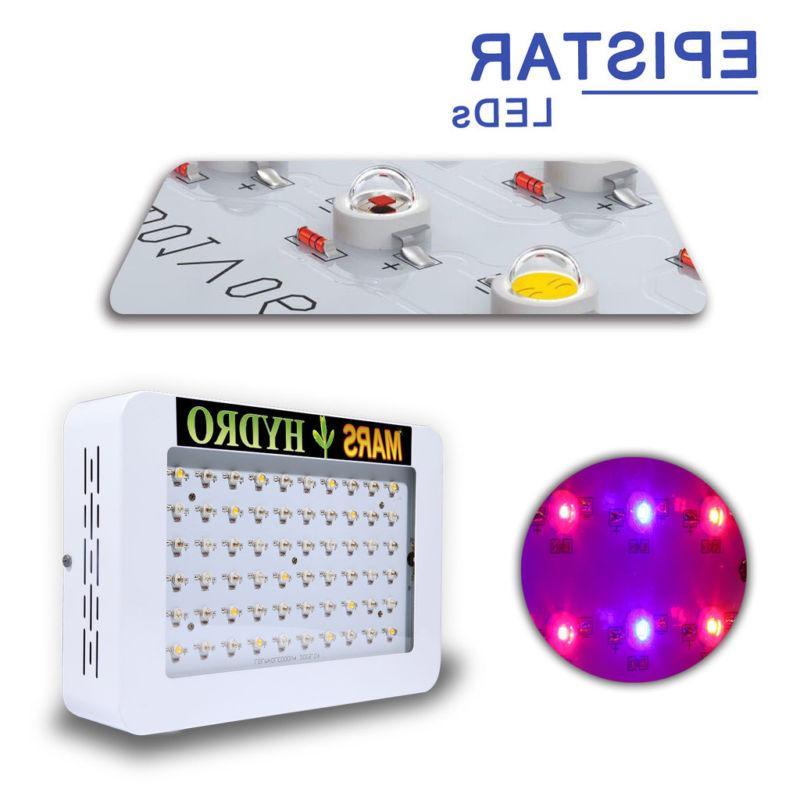 2PCS LED Light Spectrum for Plants Indoor Veg