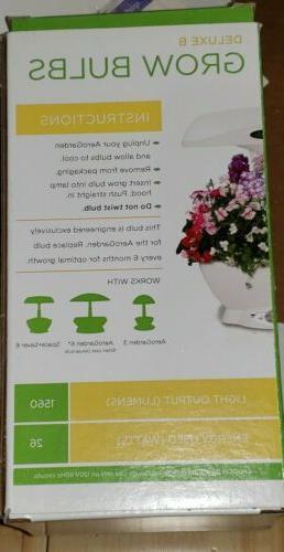 2pk Aerogarden Genuine Hydroponic Grow Replacement W