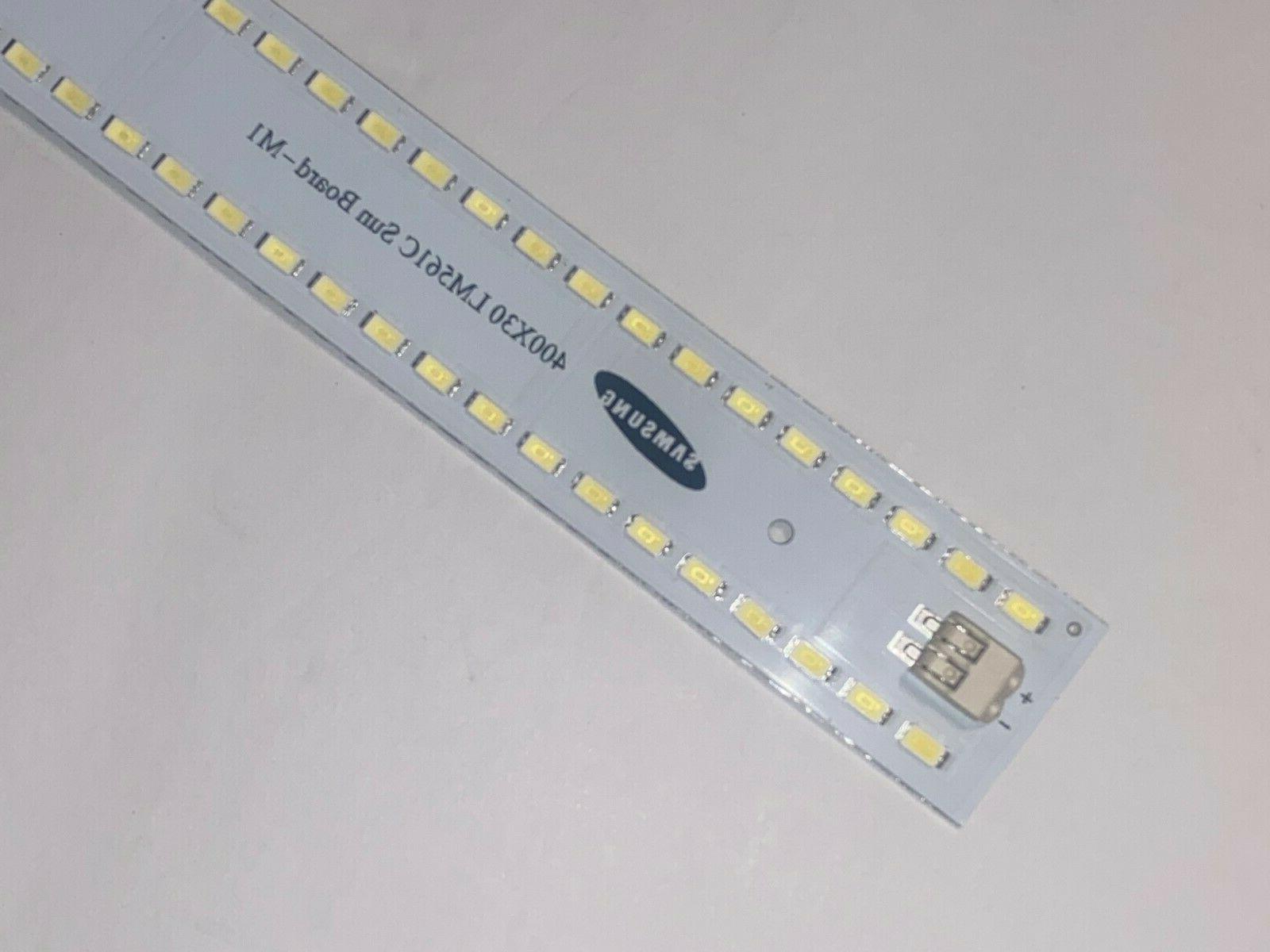 Sun Board 24V w/ 96 Samsung 6500k lm561c S6 LEDs Quantum Gro
