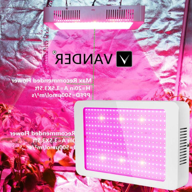 3000w led grow light kit pro full