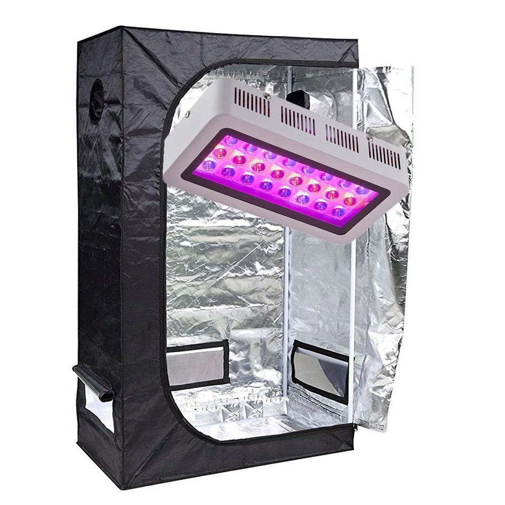 TopoGrow 300W/600W Tent/Window/Metal