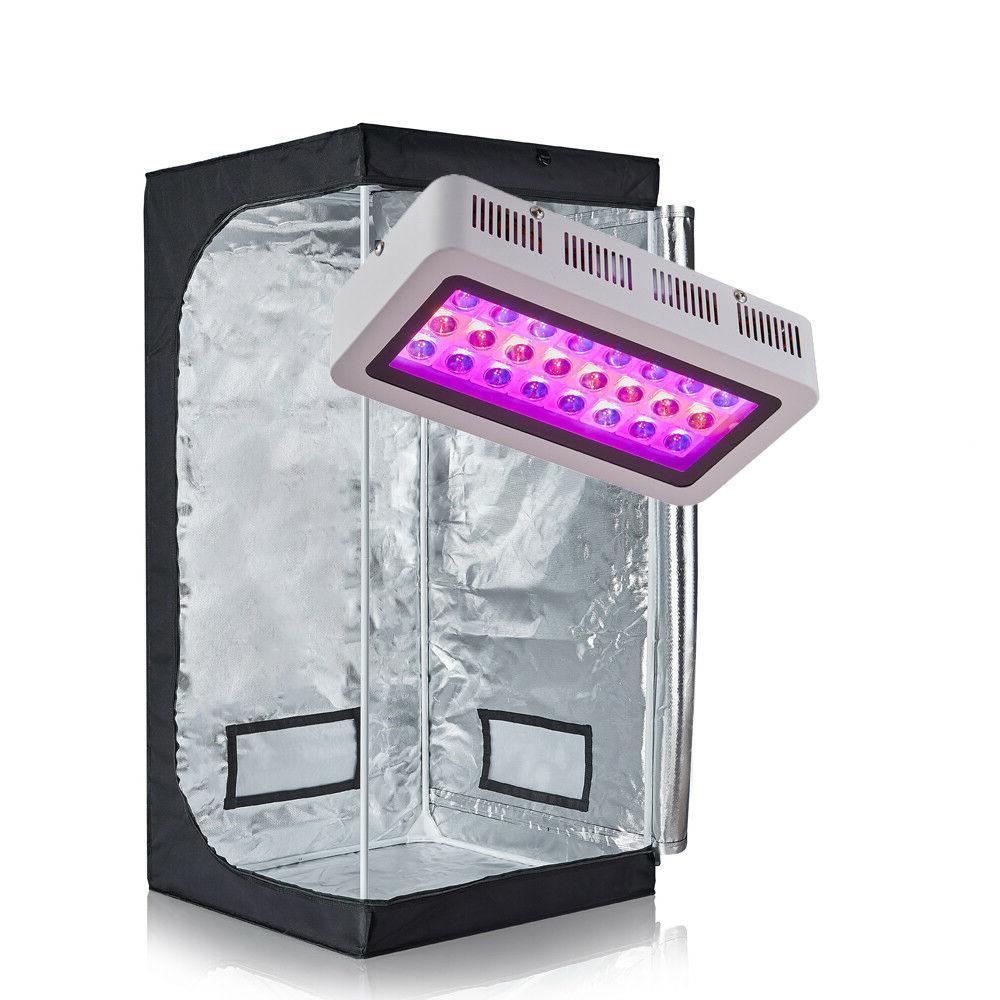 TopoGrow 300W/600W Grow Light Kit Grow