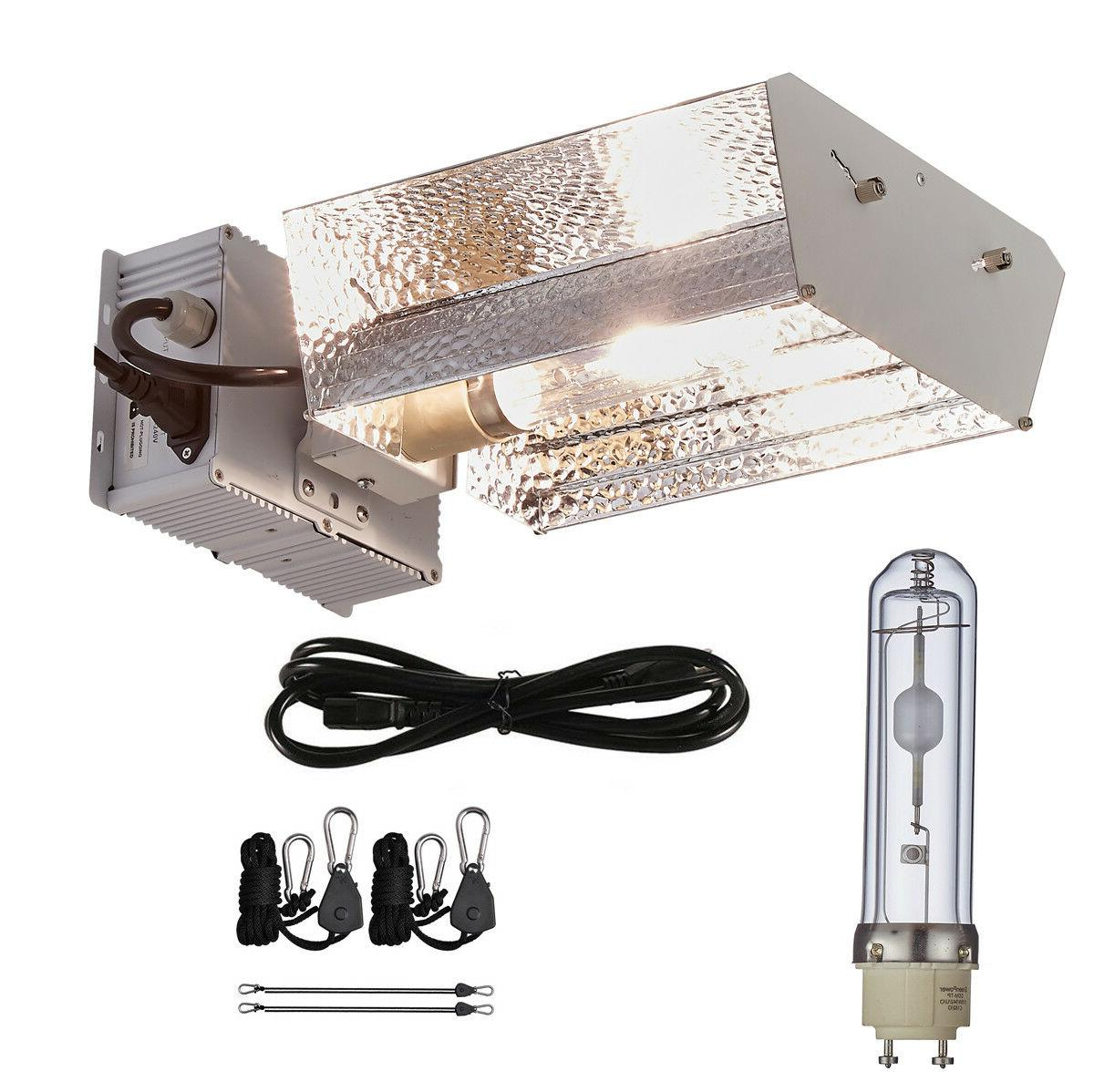 TopoGrow CMH 315W/630W Grow Light Kit W/Bulb 120V/240V Balll