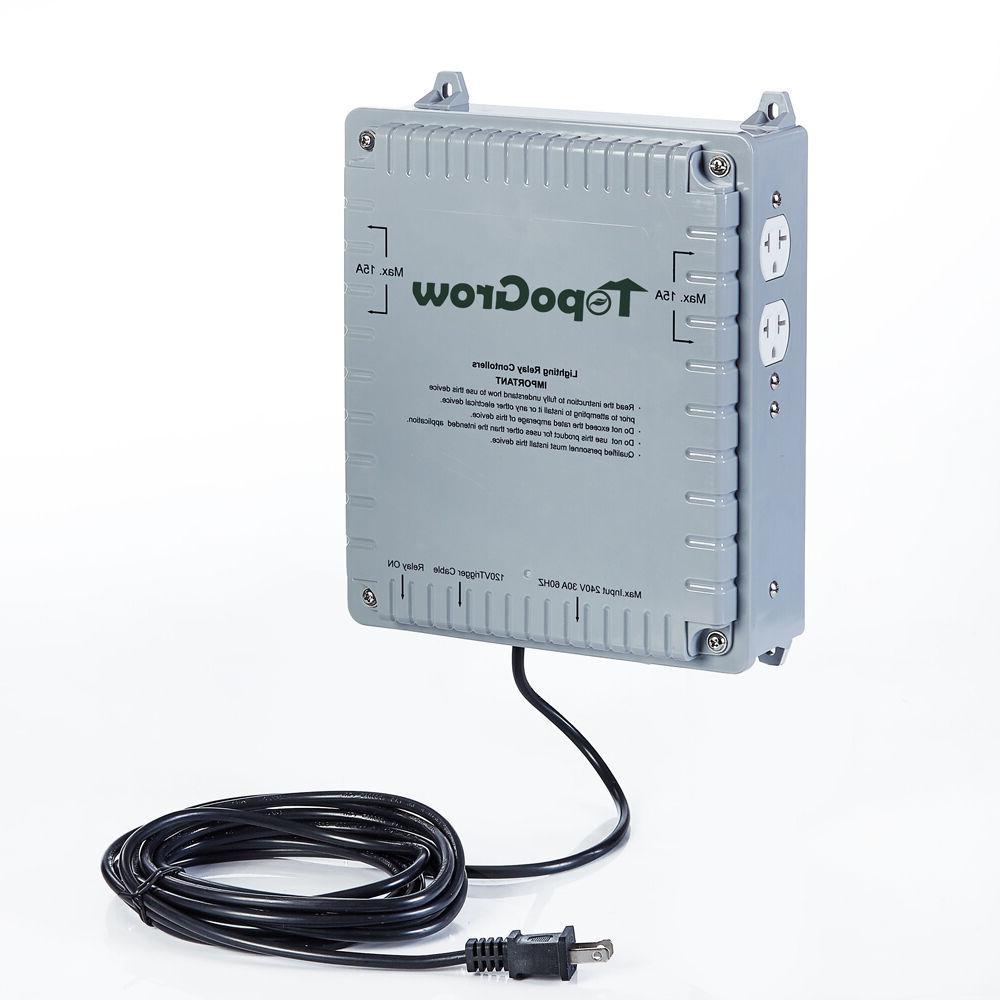 TopoGrow 4/8 Ballast Light controller