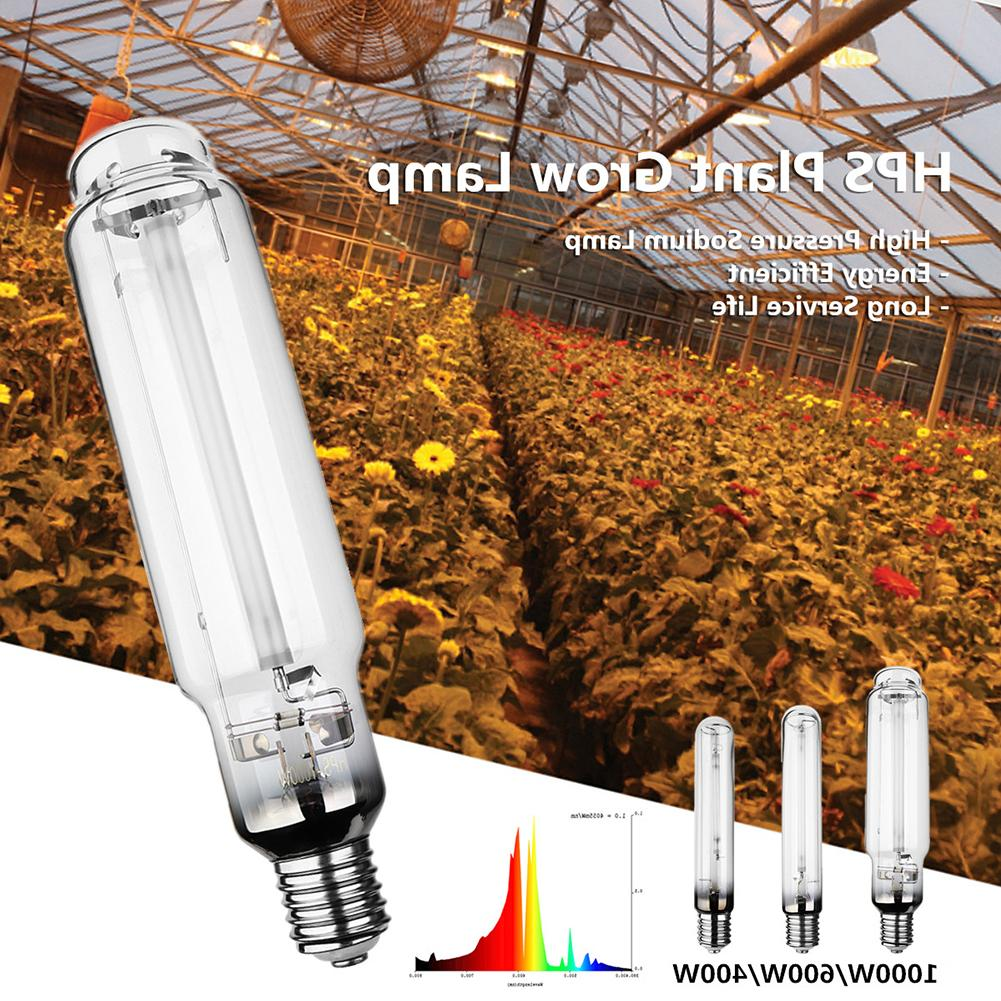 400/600/1000W E40 <font><b>HPS</b></font> Plant High Pressure Sodium Lamp Set