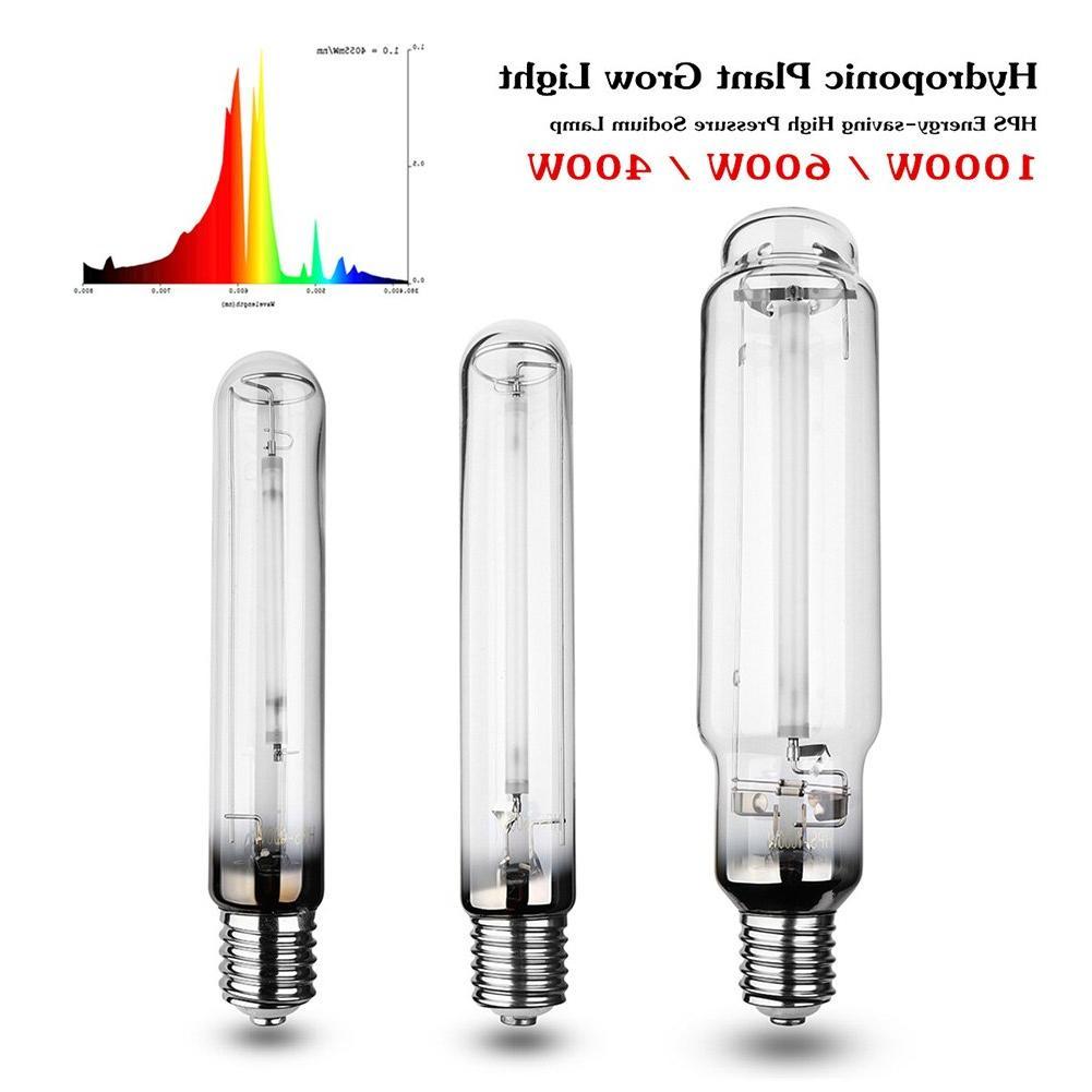 400/600/1000W E40 23Ra <font><b>HPS</b></font> Plant <font><b>Light</b></font> Set