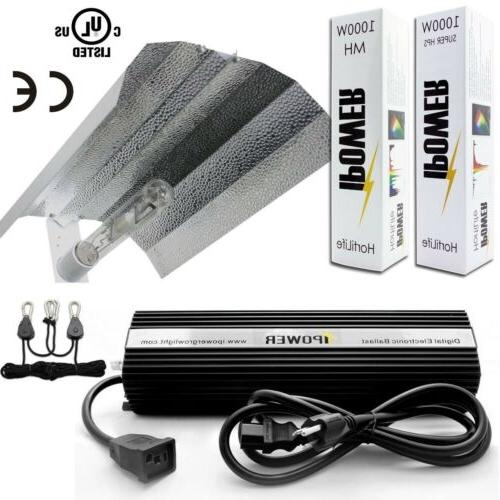 iPower Dimmable Grow Kits Wing