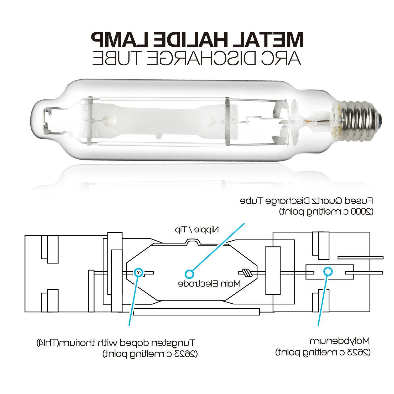 iPower 400W HPS MH Lamp