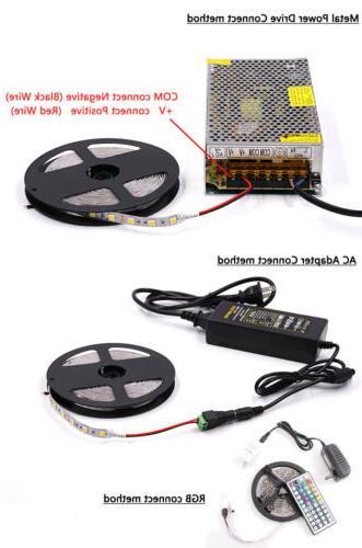 5M Waterproof LED