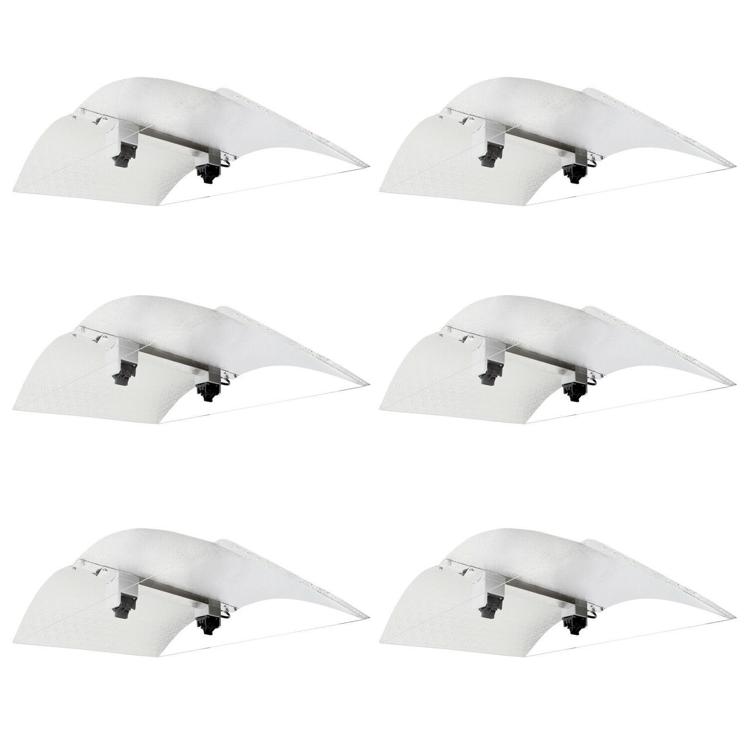 6 packs double ended adjust reflector