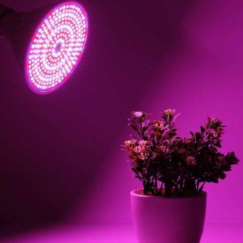 60/200/290 LED Grow E27 for Plant Full Spectrum