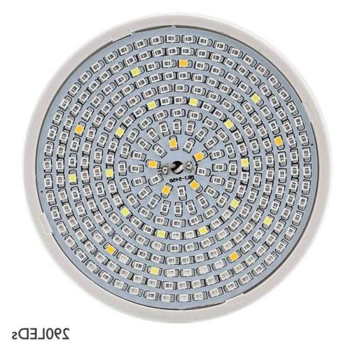 60/200/290 LED Light E27 Lamp for Plant Hydroponic Spectrum