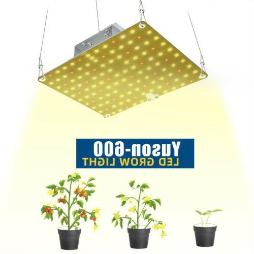 led grow light roleadro 600w full spectrum