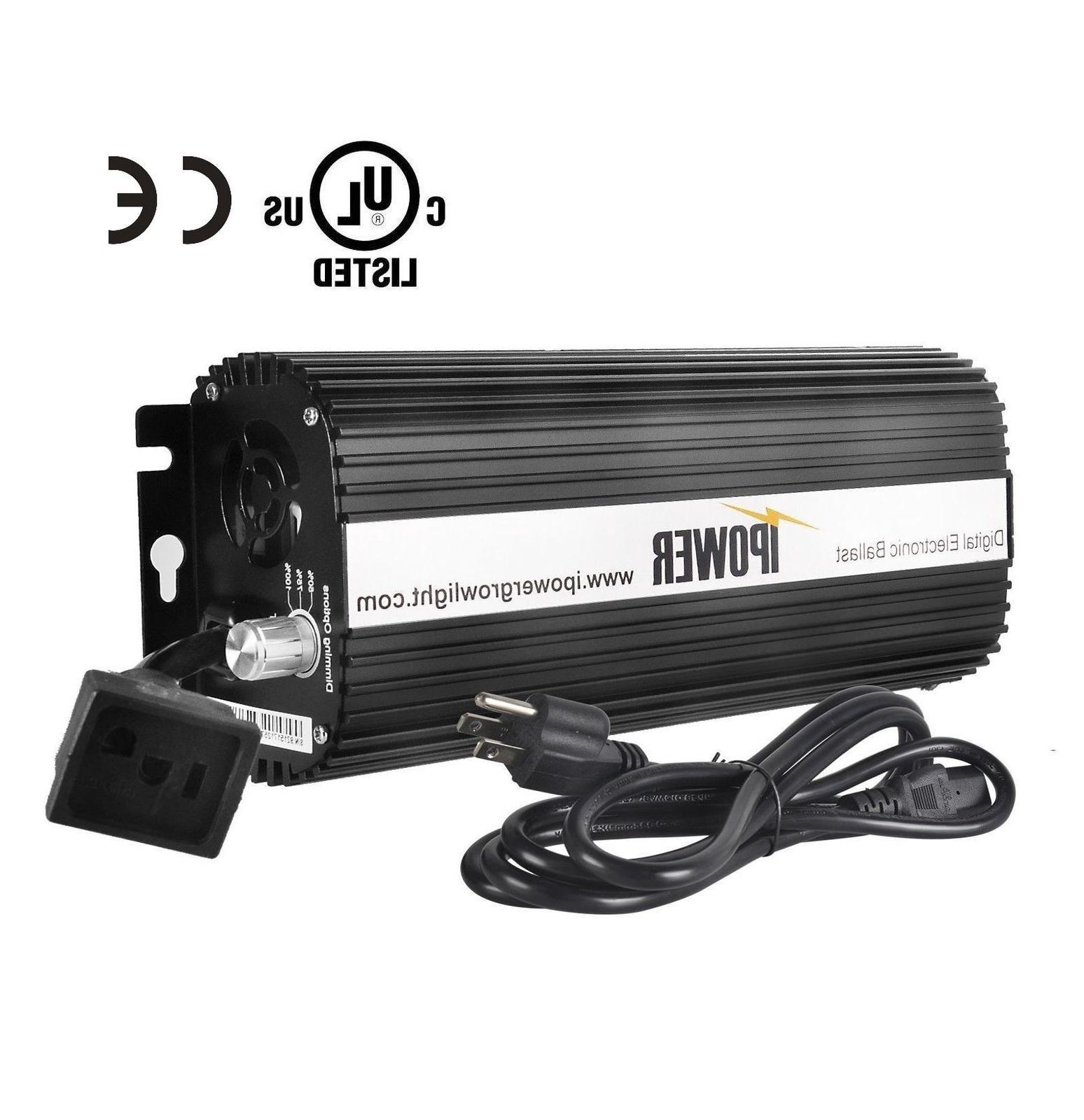 iPower HPS Digital Indoor Set