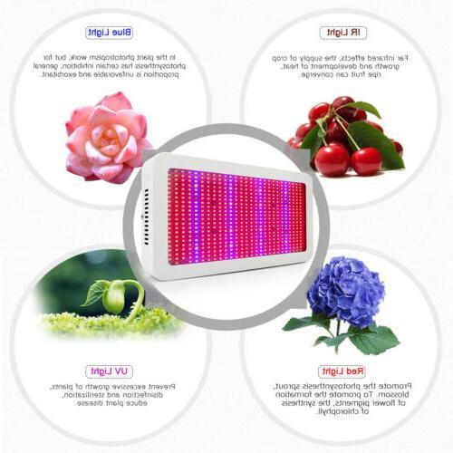 LED Spectrum UV&IR Indoor Flower