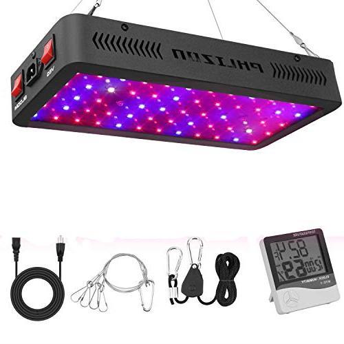 600W Light Humidity Monitor DOUBLE