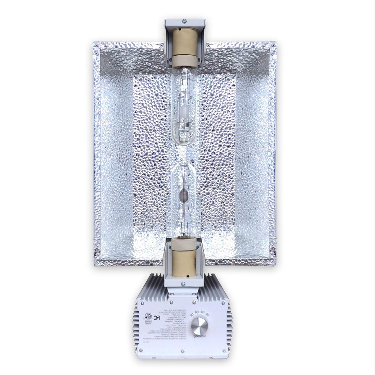 TopoGrow 630W CMH Enclosd 120/240V Kit 120V PLUG